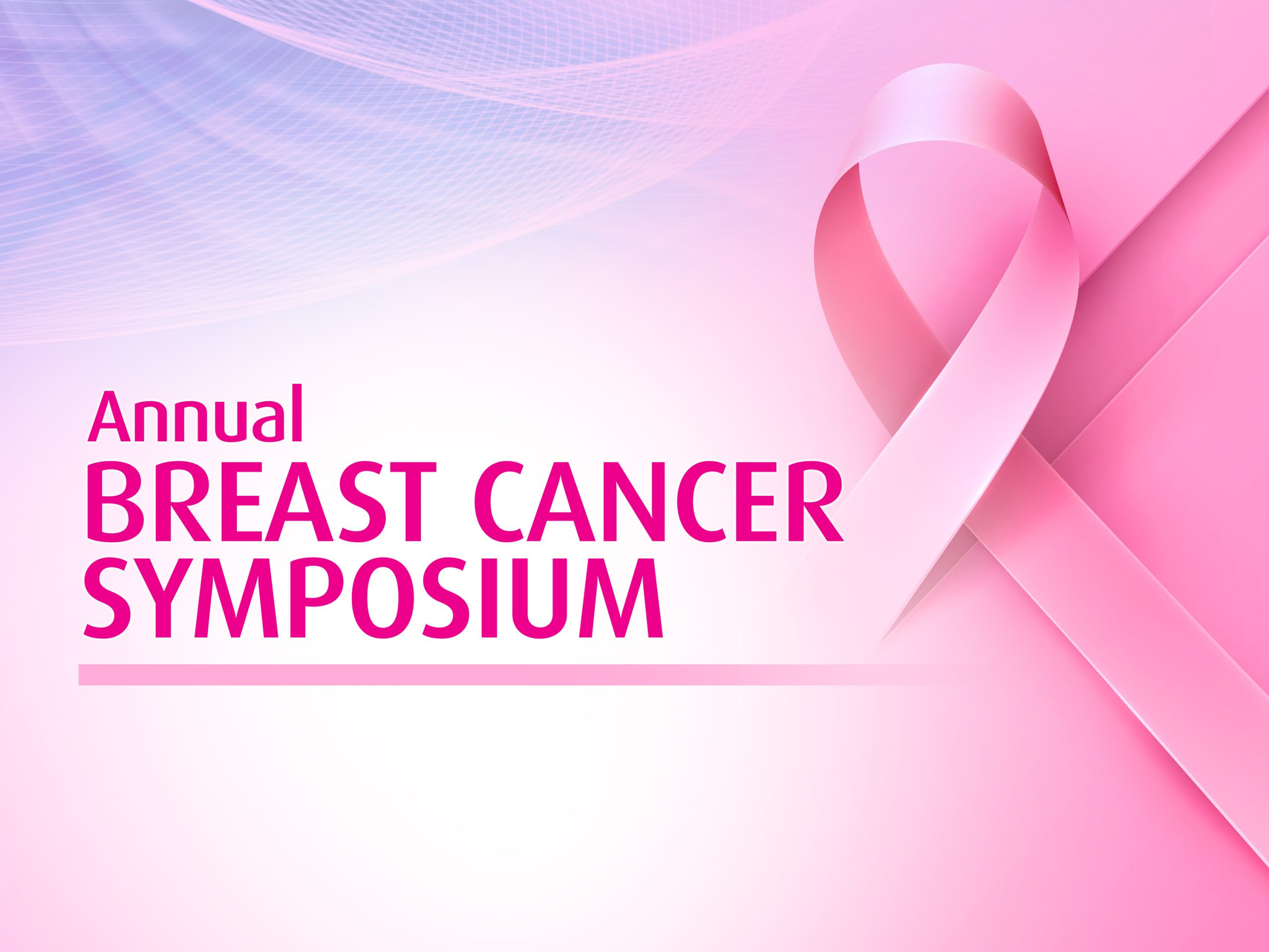 Breast Cancer Symposium Logo